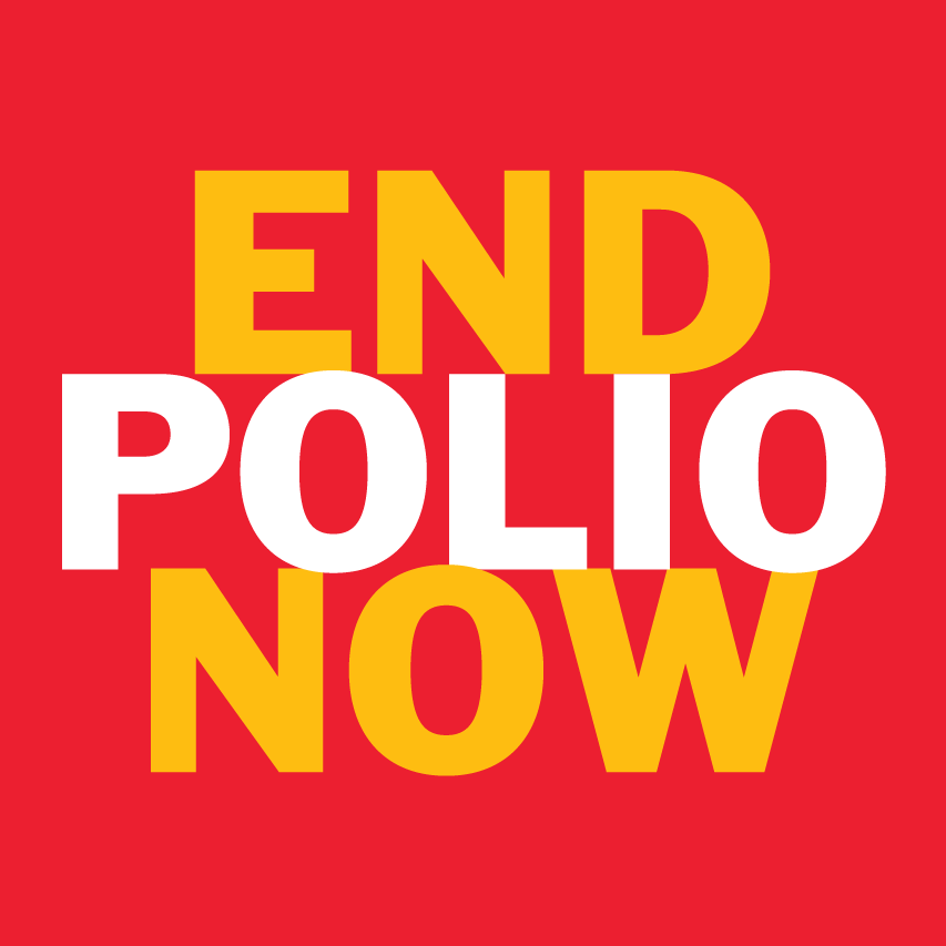 END POLIO NOW/日本語サイト